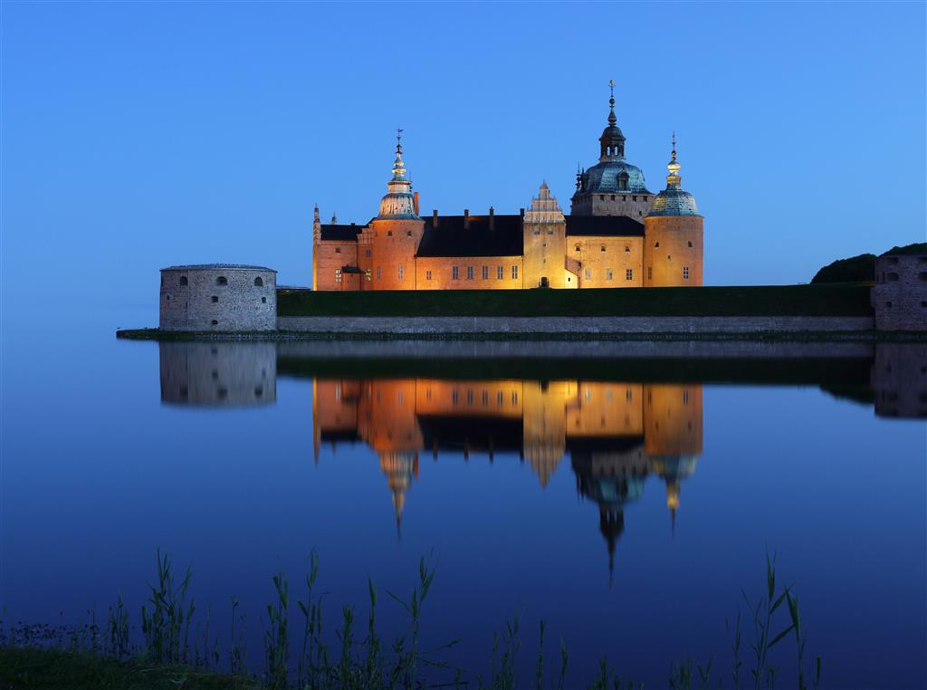 Sveriges äldsta stad - kalmar småland