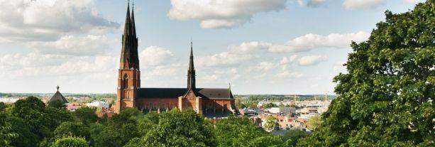 Vakantie Uppsala